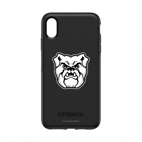 Butler Bulldogs OtterBox iPhone XS Max Symmetry Black Case
