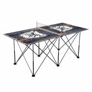 Butler Bulldogs Pop Up 6' Ping Pong Table