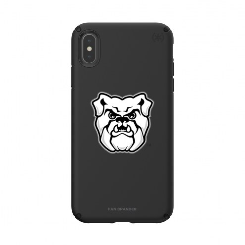 Butler Bulldogs Speck iPhone XS Max Presidio Pro Black Case
