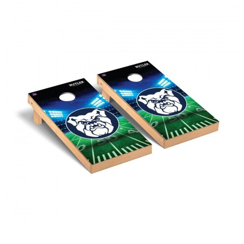Butler Bulldogs Stadium Cornhole Game Set