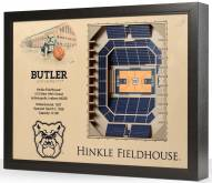 Butler Bulldogs 25-Layer StadiumViews 3D Wall Art