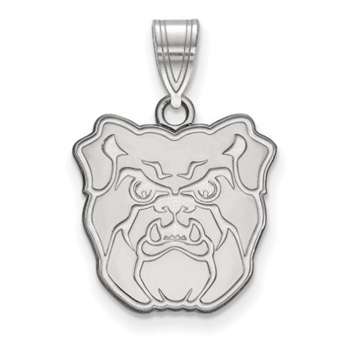 Butler Bulldogs Sterling Silver Medium Pendant