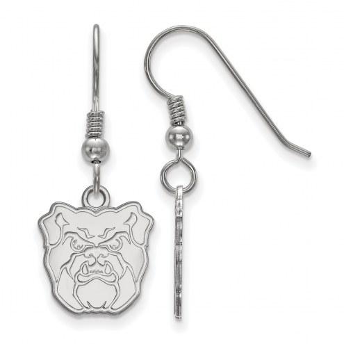 Butler Bulldogs Sterling Silver Small Dangle Earrings