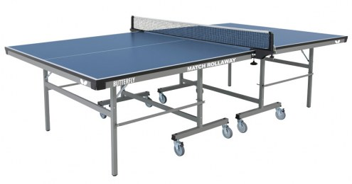 Butterfly Match 22 Rollaway Ping Pong Table