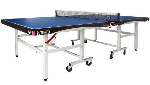 Butterfly Octet 25 Rollaway Ping Pong Table