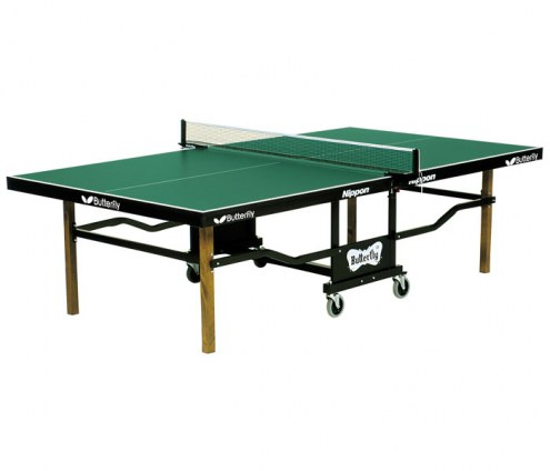 Butterfly Nippon 22 Rollaway Ping Pong Table