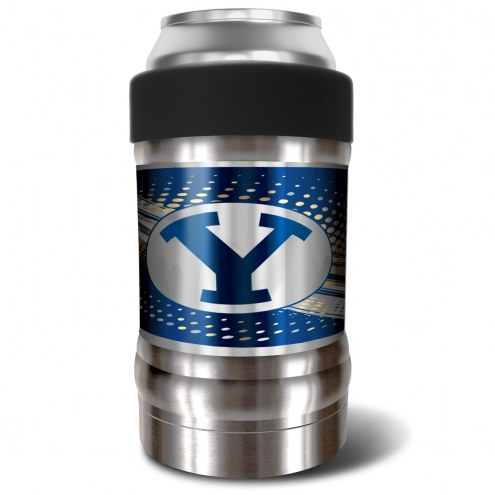 BYU Cougars 12 oz. Locker Vacuum Insulated Can Holder