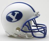 BYU Cougars 1984 Riddell VSR4 Mini Collectible Football Helmet