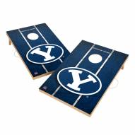 BYU Cougars 2' x 3' Vintage Wood Cornhole Game