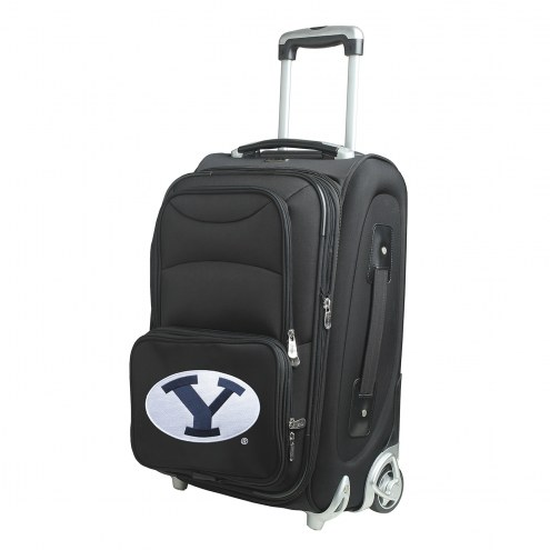 """BYU Cougars 21"""" Carry-On Luggage"""