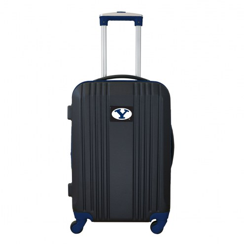 "BYU Cougars 21"" Hardcase Luggage Carry-on Spinner"
