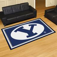 BYU Cougars 5' x 8' Area Rug
