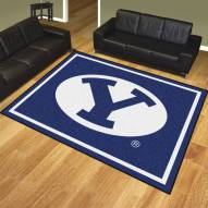 BYU Cougars 8' x 10' Area Rug