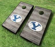 BYU Cougars Cornhole Board Set