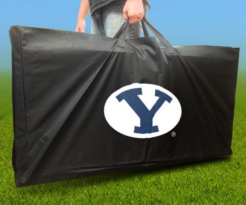 BYU Cougars Cornhole Carry Case