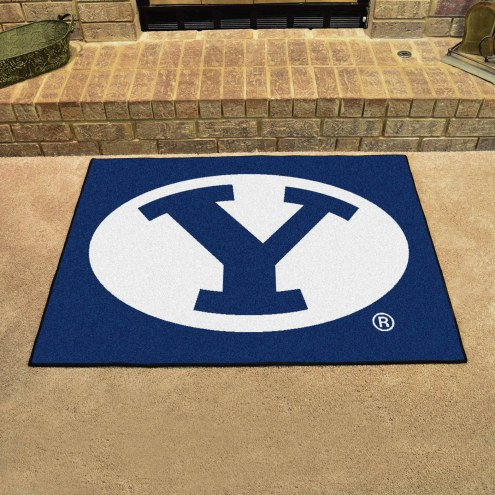BYU Cougars All-Star Mat