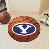 BYU Cougars Basketball Mat