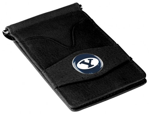 BYU Cougars Black Player's Wallet
