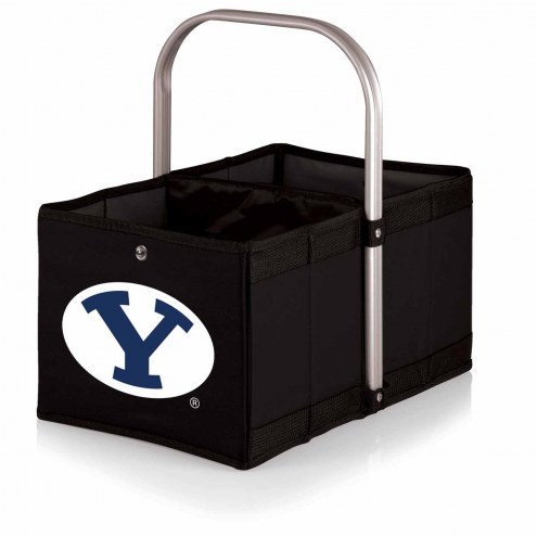 BYU Cougars Black Urban Picnic Basket