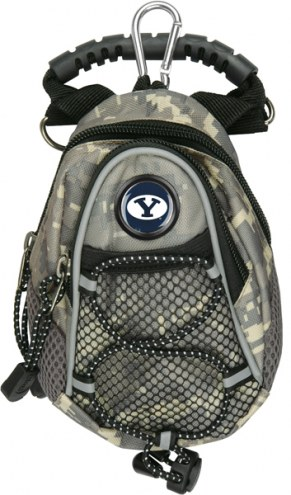 BYU Cougars Camo Mini Day Pack