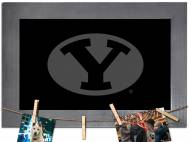 BYU Cougars Chalkboard with Frame