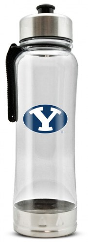 BYU Cougars Clip-On Water Bottle