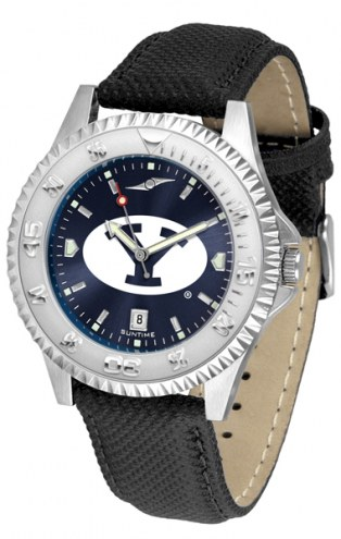 BYU Cougars Competitor AnoChrome Men's Watch