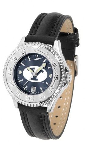 BYU Cougars Competitor AnoChrome Women's Watch