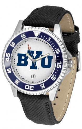 BYU Cougars Competitor Men's Watch