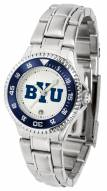 BYU Cougars Competitor Steel Women's Watch