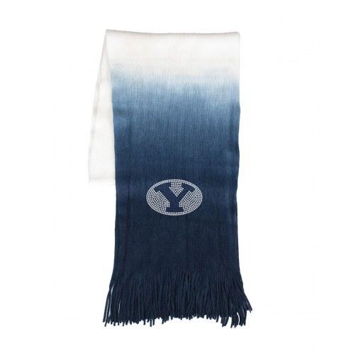 BYU Cougars Dip Dye Scarf