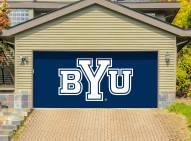 BYU Cougars Double Garage Door Banner
