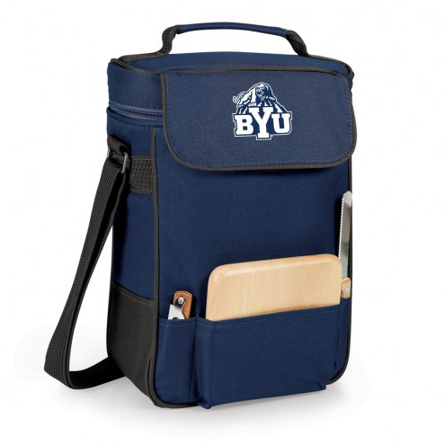 BYU Cougars Duet Insulated Wine Bag