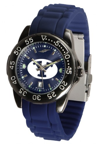 BYU Cougars Fantom Sport Silicone Men's Watch