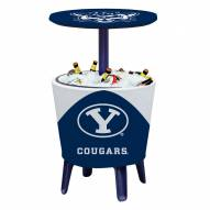BYU Cougars Four Season Event Cooler Table
