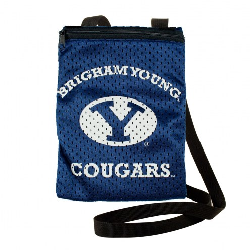 BYU Cougars Game Day Pouch