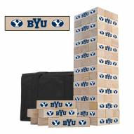 BYU Cougars Gameday Tumble Tower