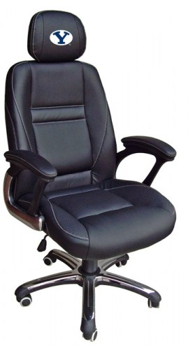 BYU Cougars Head Coach Office Chair