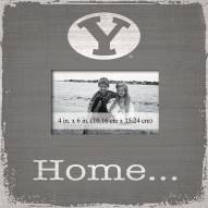 BYU Cougars Home Picture Frame