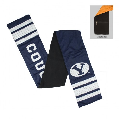 BYU Cougars Jersey Scarf