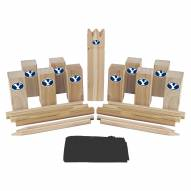 BYU Cougars Kubb Viking Chess