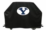 BYU Cougars Logo Grill Cover