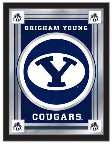 BYU Cougars Logo Mirror