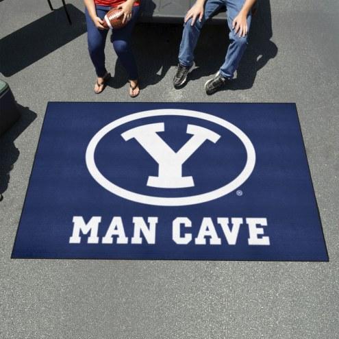 BYU Cougars Man Cave Ulti-Mat Rug