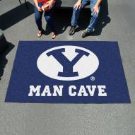 BYU Cougars Man Cave Ulti-Mat Rug