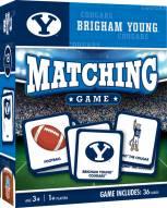 BYU Cougars Matching Game