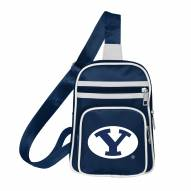 BYU Cougars Mini Cross Sling Bag