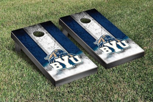 BYU Cougars Mini II Cornhole Set