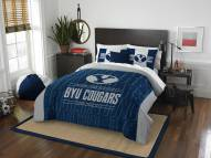 BYU Cougars Modern Take Full/Queen Comforter Set