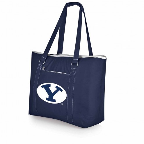 BYU Cougars Navy Tahoe Beach Bag